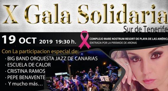 X Gala Solidaria de la FAST